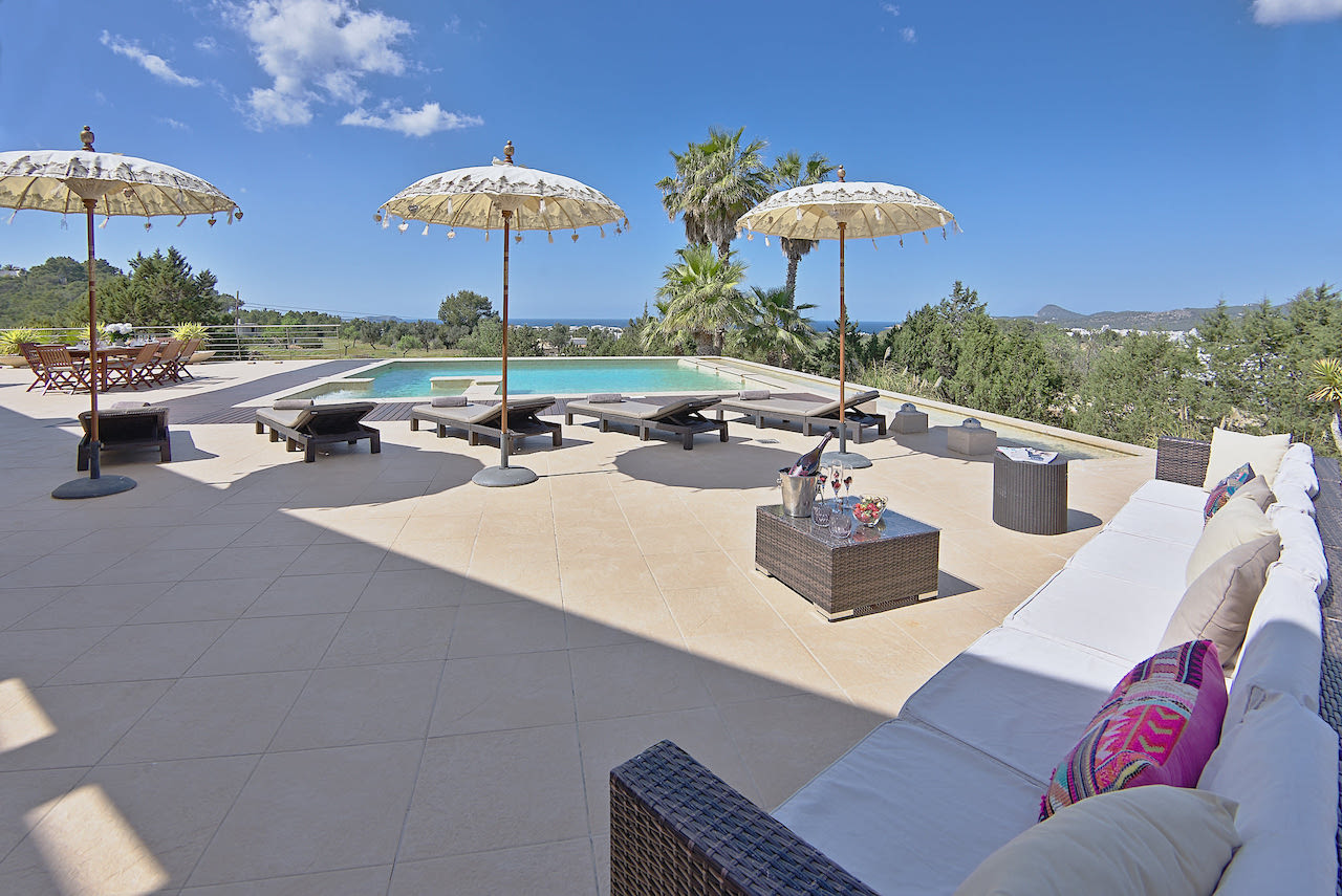 Ibiza, 4 Bedrooms Bedrooms, 8 Rooms Rooms,4 BathroomsBathrooms,Villa,Vacation Rental,1035