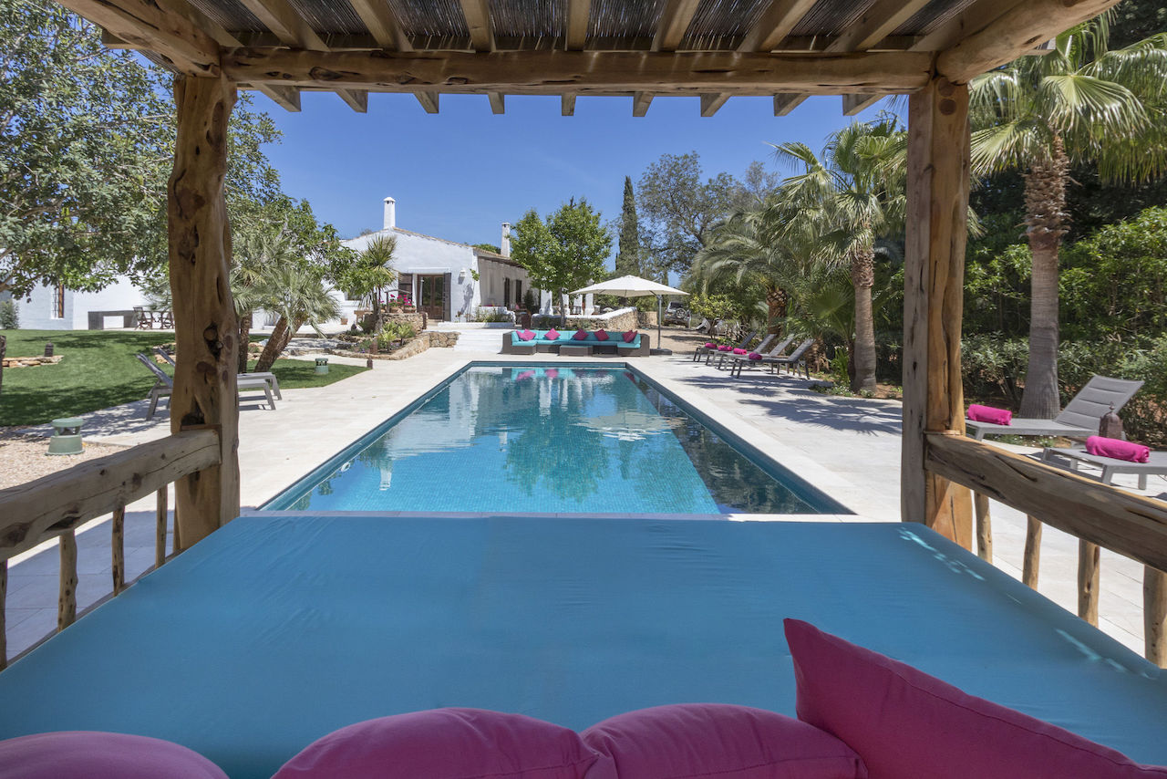 Ibiza, 4 Bedrooms Bedrooms, 8 Rooms Rooms,4 BathroomsBathrooms,Villa,Vacation Rental,1038
