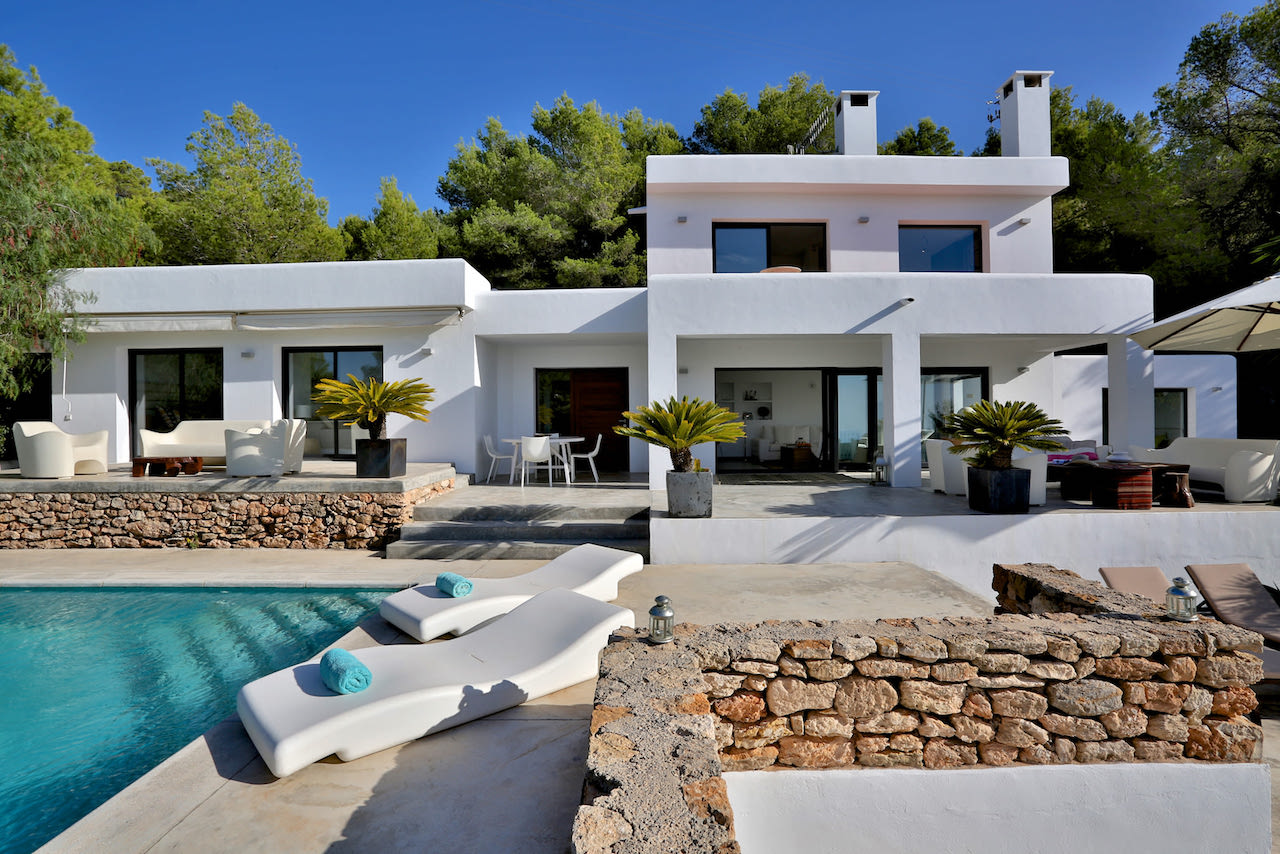 Ibiza, 4 Bedrooms Bedrooms, 8 Rooms Rooms,4 BathroomsBathrooms,Villa,Vacation Rental,1039