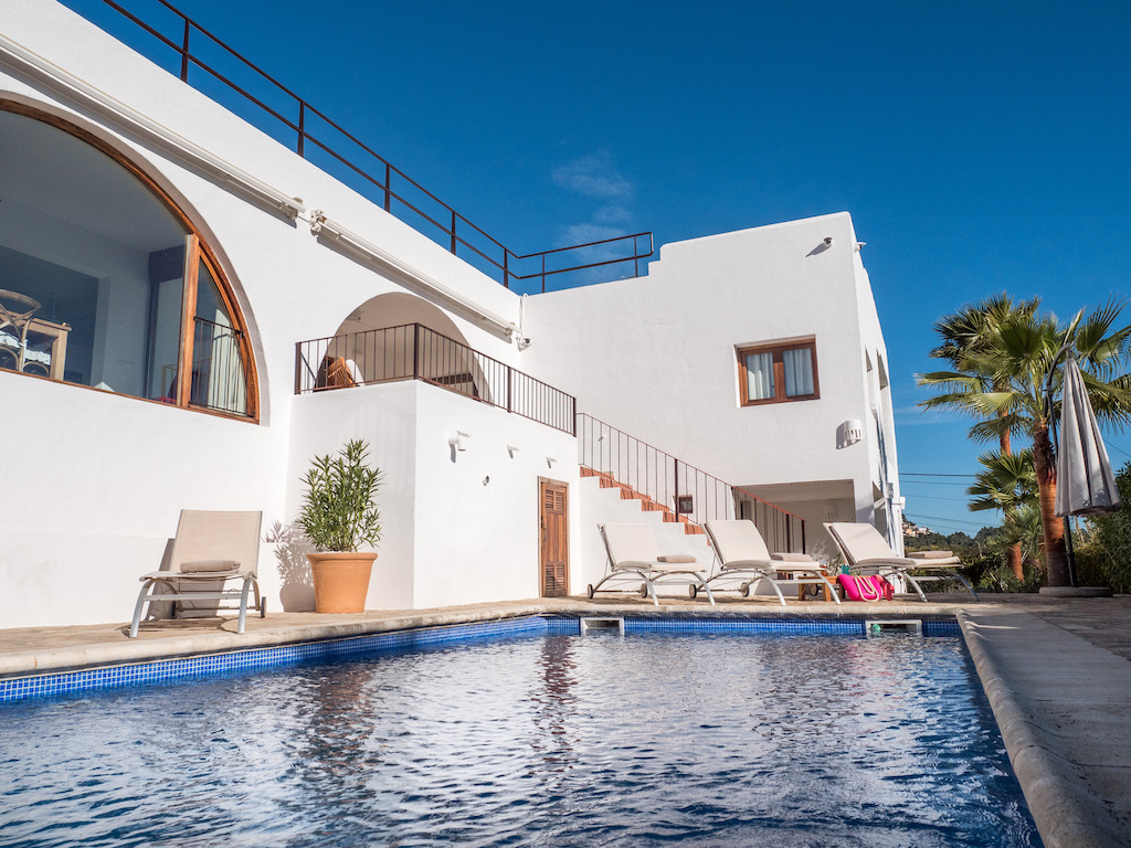 Ibiza, 4 Bedrooms Bedrooms, 8 Rooms Rooms,2 BathroomsBathrooms,Villa,Vacation Rental,1044