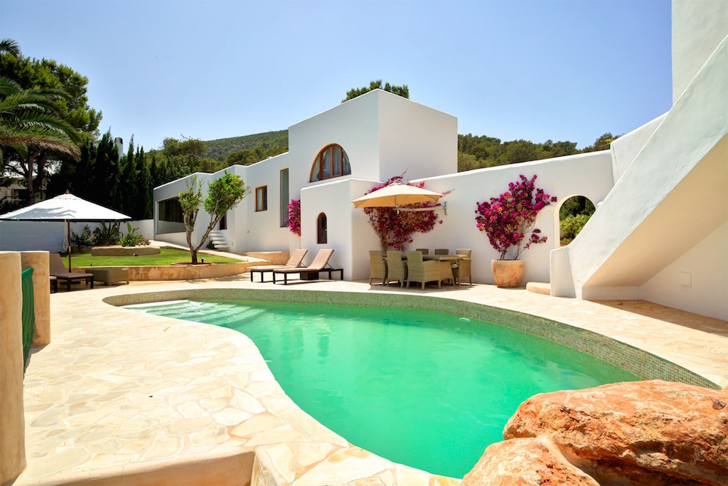 Ibiza, 5 Bedrooms Bedrooms, 10 Rooms Rooms,4 BathroomsBathrooms,Villa,Vacation Rental,1048