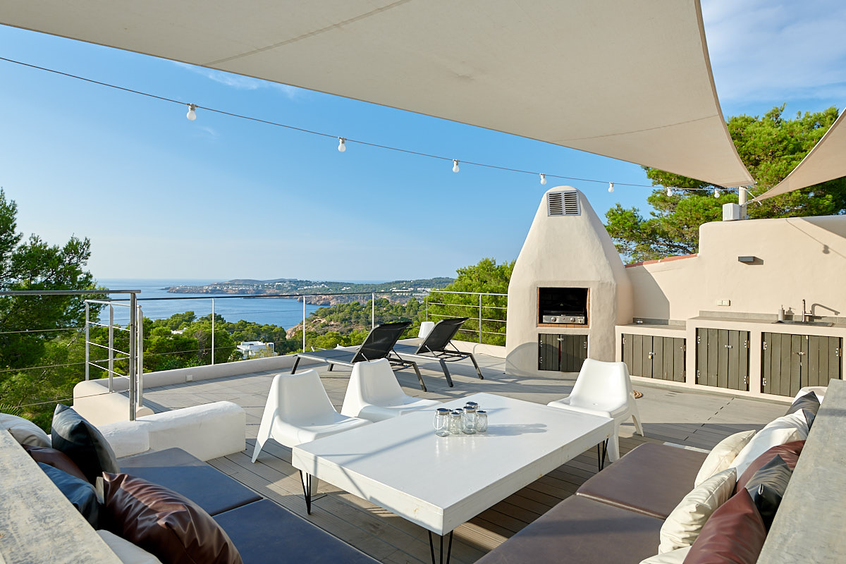 Ibiza, 5 Bedrooms Bedrooms, 10 Rooms Rooms,5 BathroomsBathrooms,Villa,Vacation Rental,1050