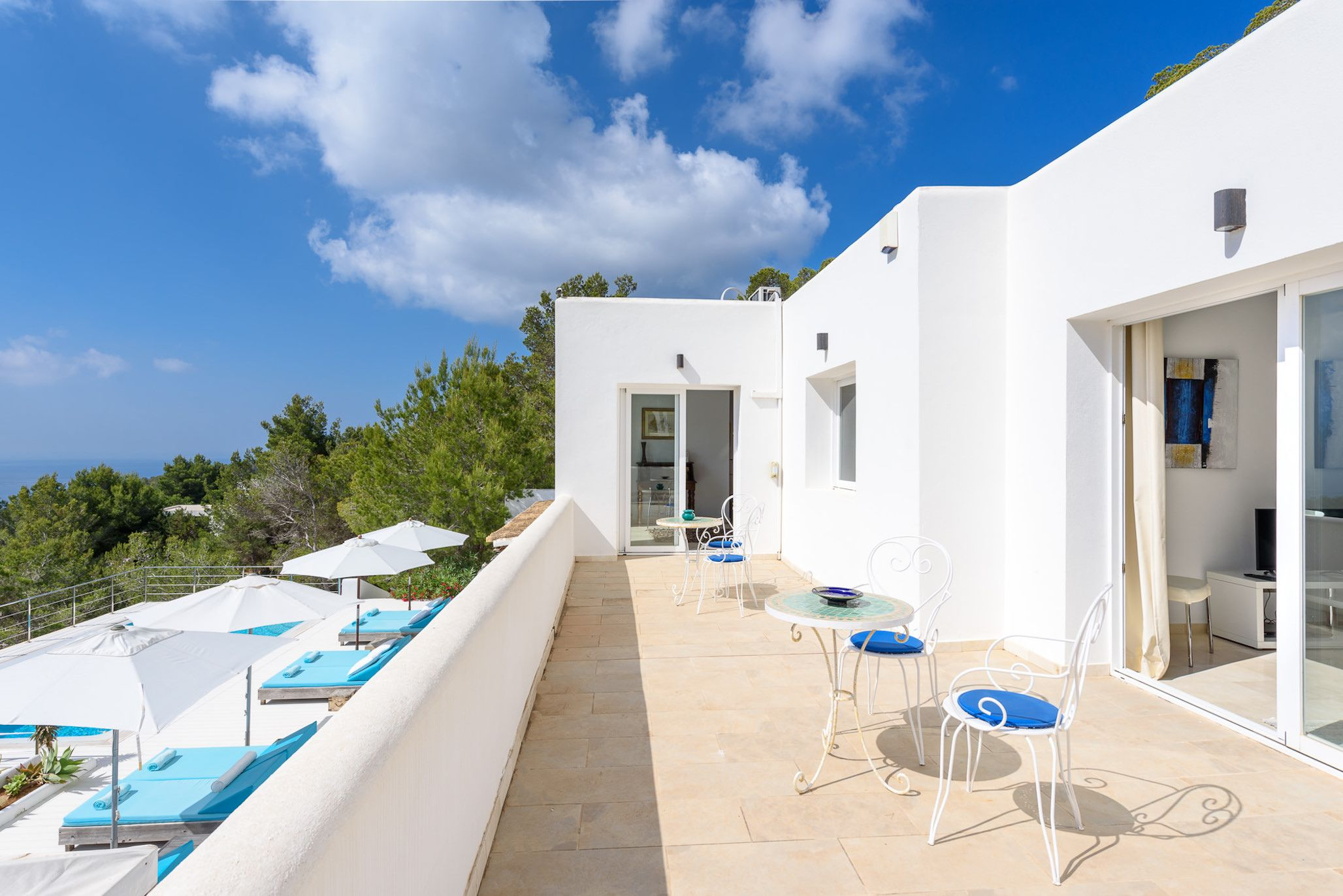 Ibiza, 5 Bedrooms Bedrooms, 10 Rooms Rooms,5 BathroomsBathrooms,Villa,Vacation Rental,1058