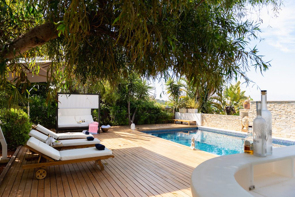 Villa Misada, Talamanca, 5 bedrooms, Ibiza, Luxury Villa, Holiday Villa close to Ibiza town