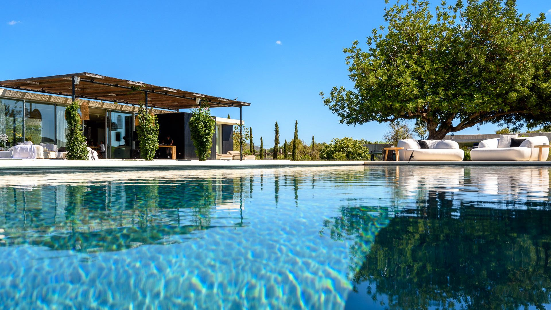 Villa Los Amigos, San Lorenzo, 5 bedrooms, Ibiza, Luxury Villa, Holiday Villa, 5 bedroom luxury villa close to Ibiza town