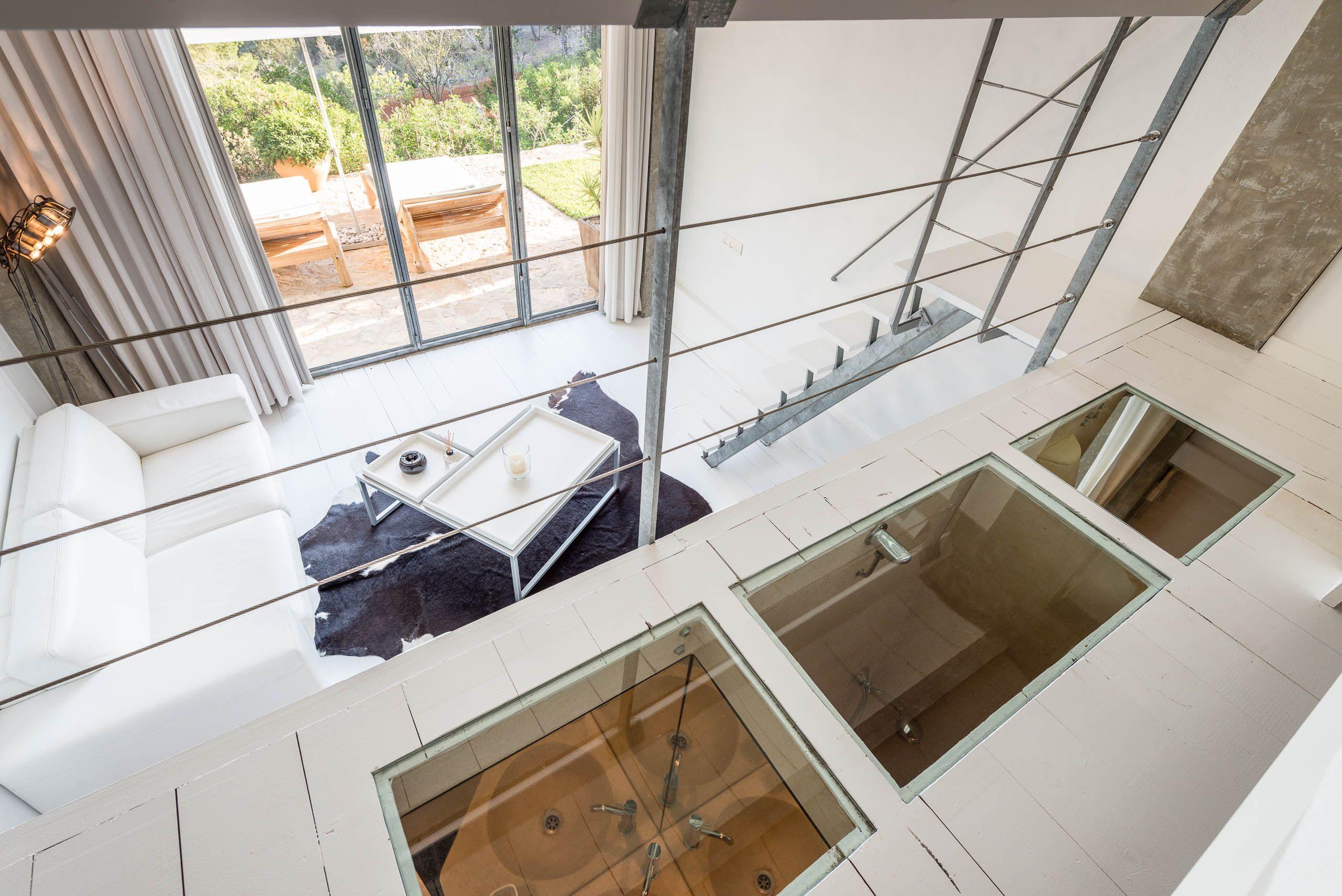 Luxury 6 bedroom villa near Ibiza town, luxury villa, ultramodern rental villa, rental property,