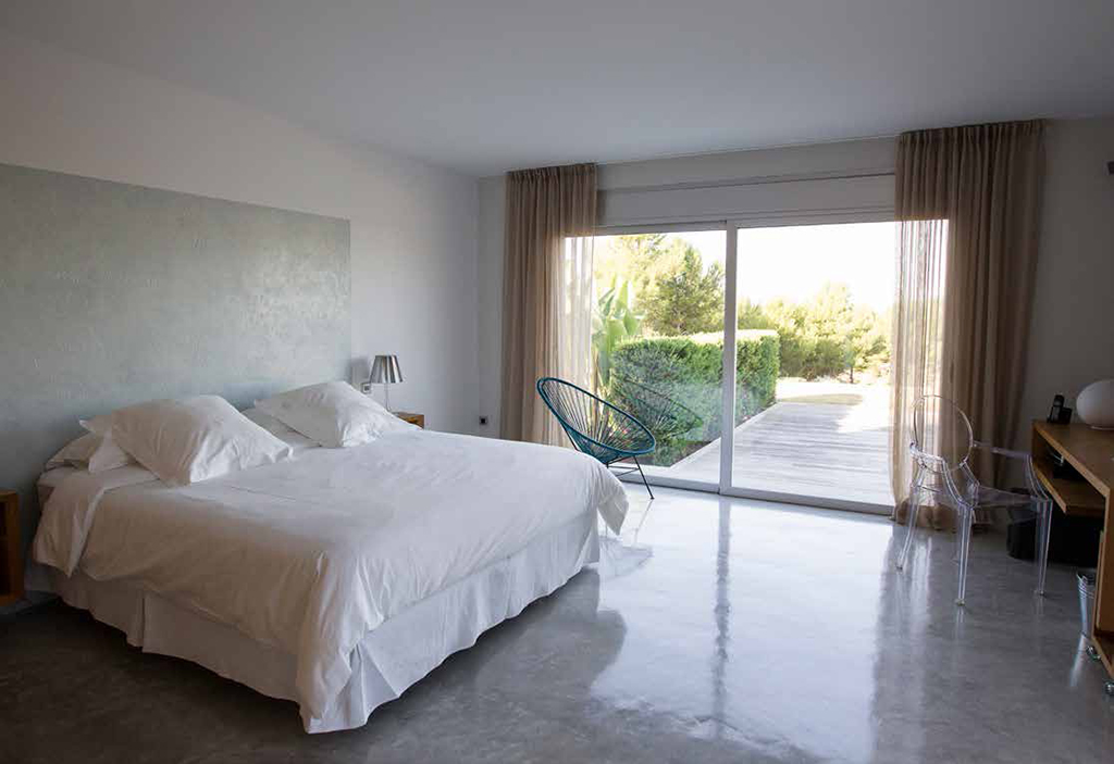 Luxury 6 bedroom villa near Ibiza town, luxury villa, ultramodern rental villa, rental property, Villa Sabrina,
