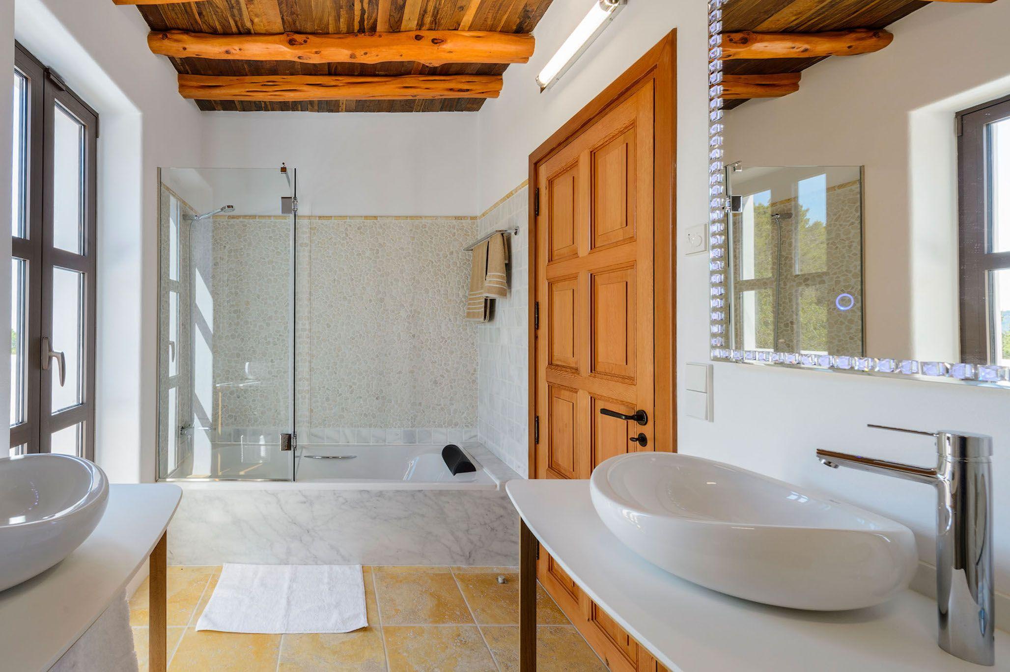 Celestial Villa Ibiza, near Santa Eularia in Ibiza, family villa in Ibiza